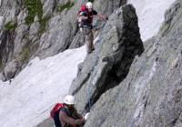 2009年8月7日(金)夜~10日(月)劔岳・八峰 Ⅵ峰Cフェースクライミング(北アルプス)