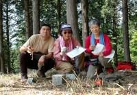 2008年5月17日 自主山行  舟山(564m)・宇津志山(680m)(美濃)