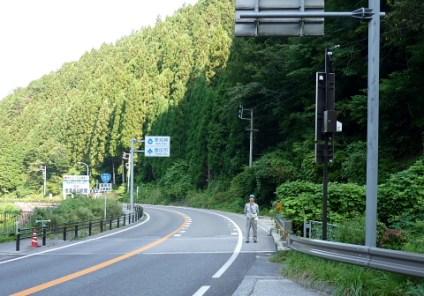 愛知県境踏破1回目(三国山~R153日向) (1)