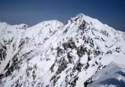 西穂高岳(2908m)(北アルプス) (6)
