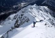 西穂高岳(2908m)(北アルプス) (7)
