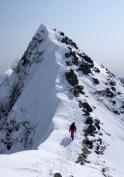 西穂高岳(2908m)(北アルプス) (10)