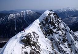 西穂高岳(2908m)(北アルプス) (14)