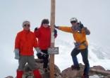 剣が峰山頂(3067m)