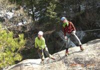 2012年2月4日 南山アイゼントレーニング