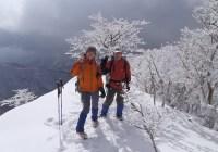 2012年2月11日 自主山行 藤原岳