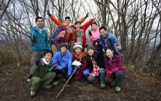 2012年11月17日(土) 【荒船山 1422.5m】