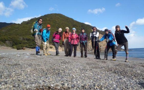 2013年2月 姫越山 定例山行 503m