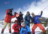2013年2月9日~2013年2月10日 雪洞(御嶽山 田の原)