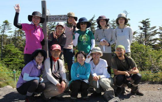 2013年8月11日 北八ヶ岳池巡り 自主山行
