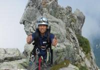2013年8月11日〜12日 剱岳 チンネ左稜線 夏合宿 Aチーム