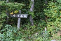 43 新穂高温泉の登山口