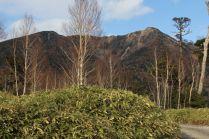 45 帝釈山から女峰山