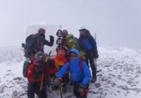 2014年1月12日〜13日 八ヶ岳 赤岳 冬合宿 Cチーム