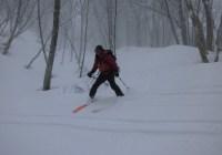 2014年 4月16日 猿ヶ馬場山山スキー(飛騨)自主山行