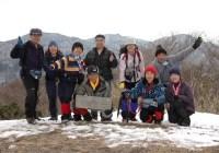 2007年1月20日(日)定例山行A  羽鳥峰~水晶岳~ブナ清水(鈴鹿)