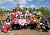 2007年5月20日(日)5月定例山行B  簗谷山(やなだにやま)(飛騨)