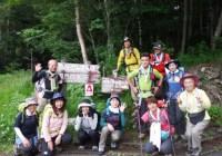 2014年7月27日 御嶽山 定例山行