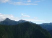 北岳/間ノ岳