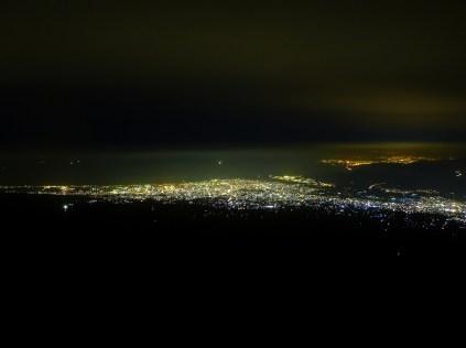 富士宮口 夜景