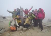 木曽駒ヶ岳2,956m