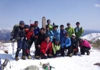荒島岳(1,523m)