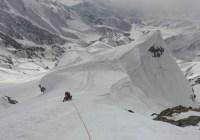 白馬岳主稜(2,932m)