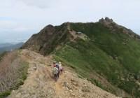 権現岳(2,715m)