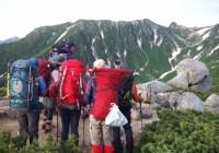 木曽駒ヶ岳(2,956.3m) 聖職の碑を訪ねて