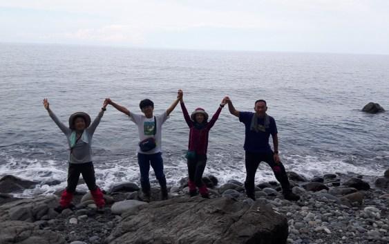 -栂海新道-朝日岳(2,418m)・犬ヶ岳(1,592m)・白鳥山(1,286m)