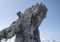 ジャンダルム(3,163m) 飛騨尾根