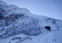 赤岳(2,899m)