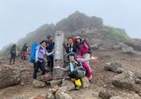 安達太良山(1,700m)