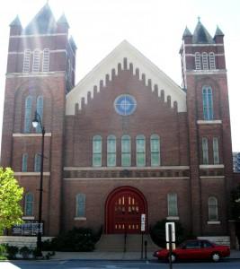 First Presbyterian Church (SCHS photo)