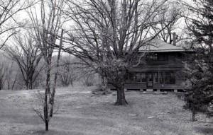 Glen Olive Lodge, 1950s (D&N Fanale Collection)
