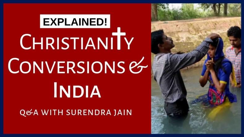 [Q/A] इसाई पंथ और भारत — डॉ. सुरेन्द्र कुमार जैन का व्याख्यान