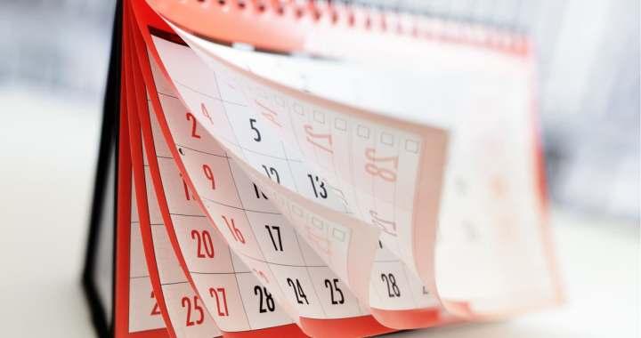 Más feriados que nunca: en 2020 habrá 8 fines de semana largos y 4 extra largos