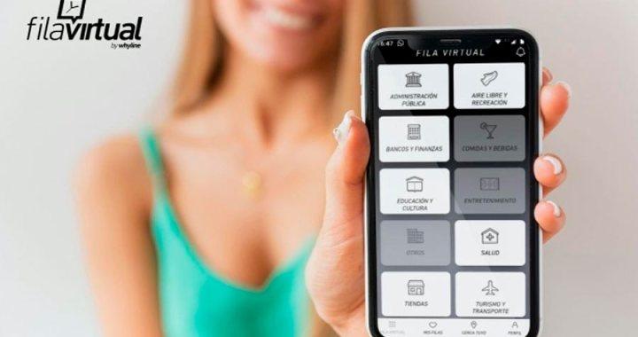 Llega de forma gratuita la app FILA VIRTUAL a la ciudad
