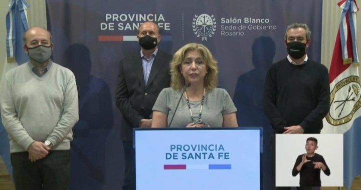 Suspendieron los encuentros familiares por 14 días en el Departamento Rosario