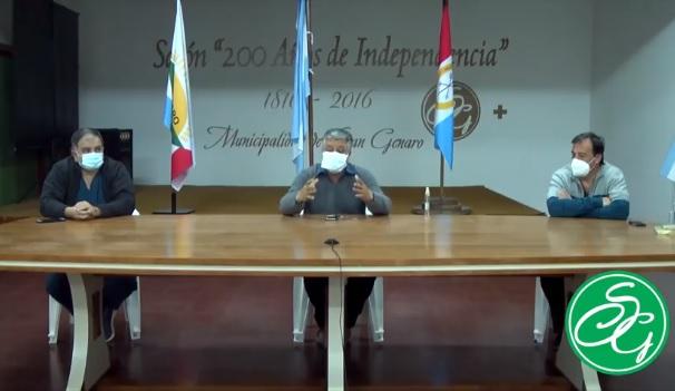 """San Genaro en alerta: """"Estamos al límite, el sistema de salud está colapsado"""""""