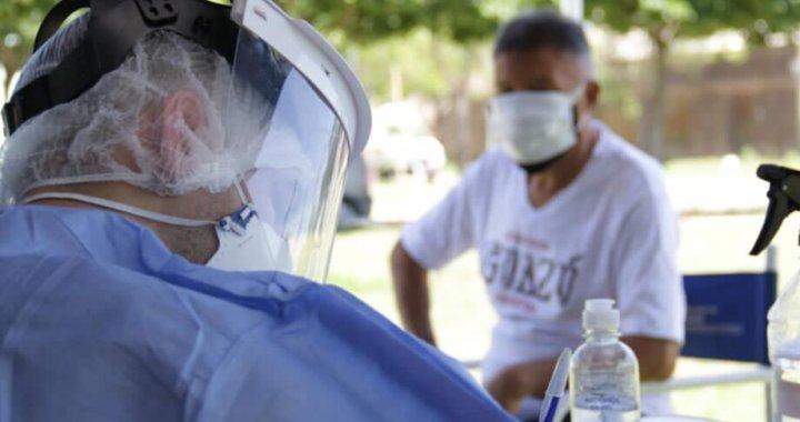 Vacunación contra el covid: La provincia convoca a voluntarios para comenzar la vacunación masiva