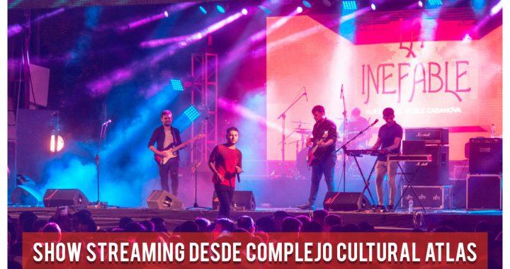 La Inefable presentará un show en streaming imperdible