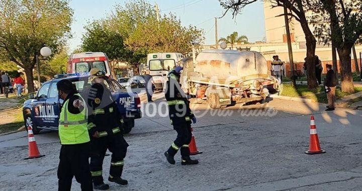 Tragedia en Las Parejas: Falleció una nena de 12 años en un accidente