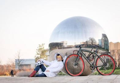 Science on a bike