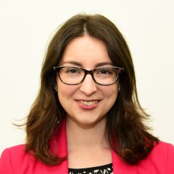 Dr Nicole Wheeler, uses machine learning to spot dangerous bacteria for The Centre for Genomic Pathogen Surveillance