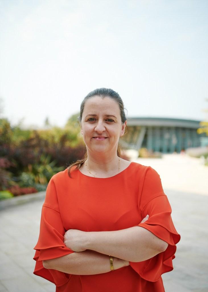 Sonia Goncalves, Head of Service Delivery-Genomic Surveillance