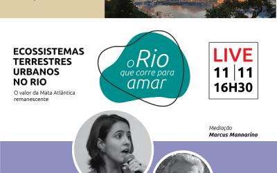 O Rio que corre para amar – live 04