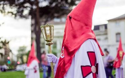 """Procesiones de Semana Santa Madrid 2017 – """"El Divino Cautivo"""""""