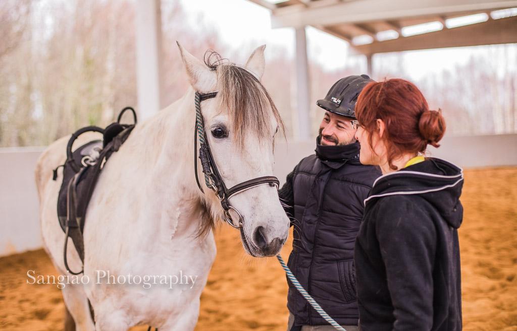 Coaching con caballos Galicia Coruña