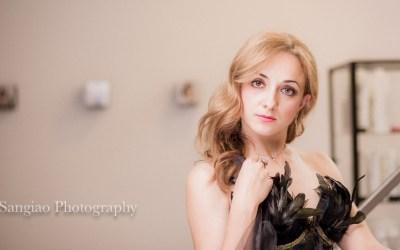 Fotos Boudoir con corset   Madrid   Sangiao fotógrafo